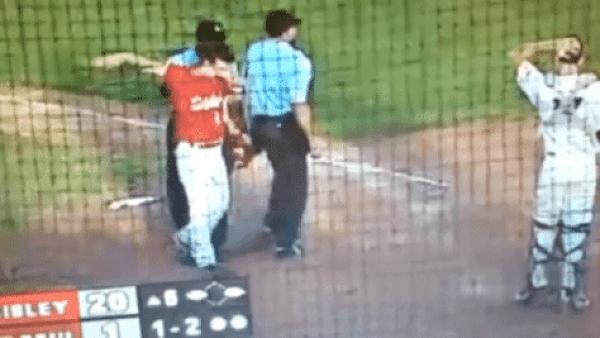 baseball-dab