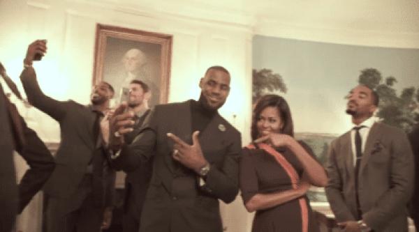 lebron-james-michelle-obama-mannequin-challenge