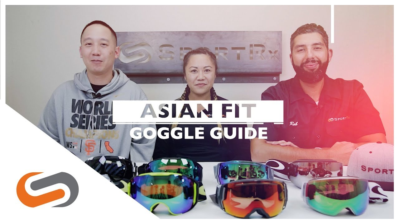 bfe62f977b What are Asian Fit Snow Goggles