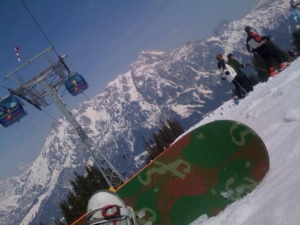 Forum Snowboard Camouflage Tarn Camo