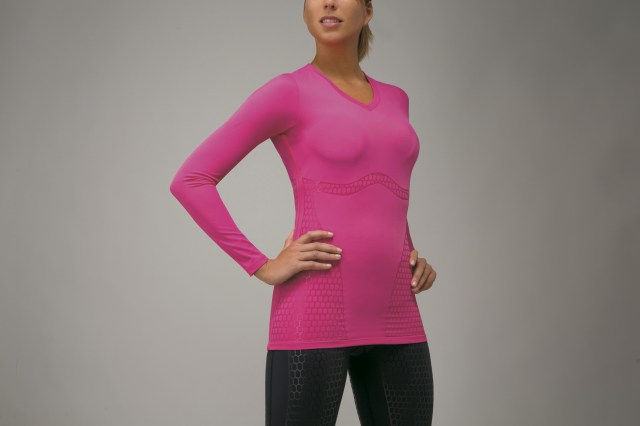 Ultimate Body Support Shirt mit Model Front