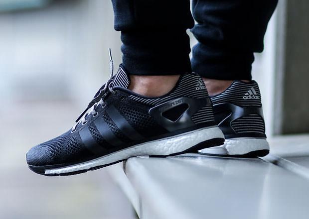 adidas-Consortium-adiZero-PrimeKnit-Boost-Black-White-4