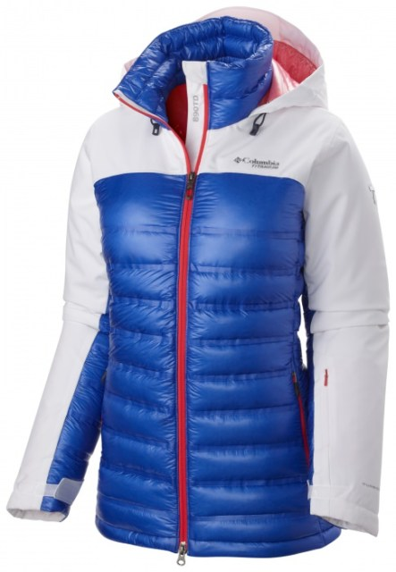 Columbia Heatzone 1000 Turbodown Jacke