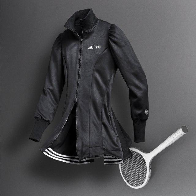 adidas ROLAND GARROS COLLECTION by Y-3_Premium nJacket_S87043