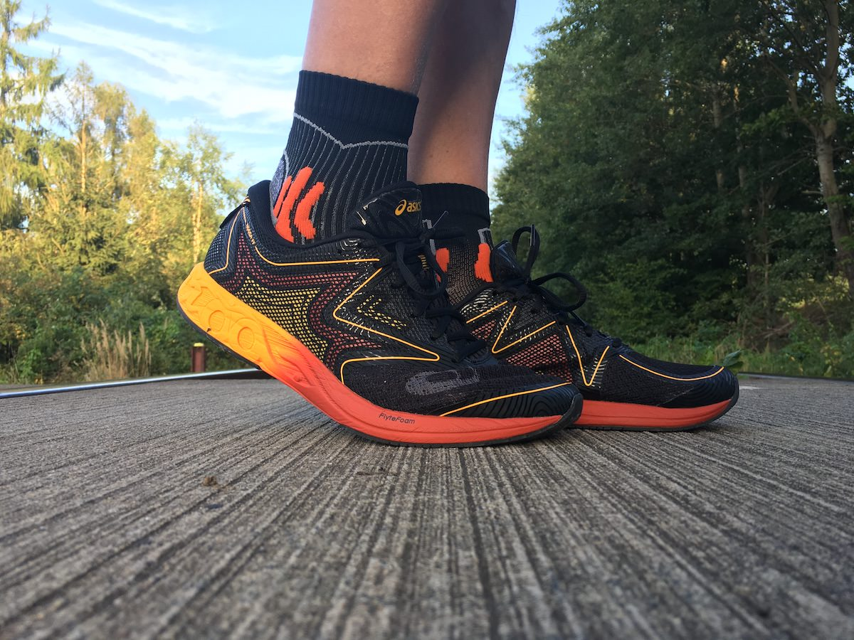 asics noosa damen test