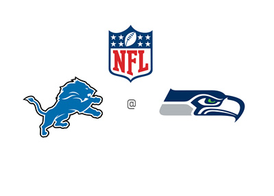 Image result for Lions vs. Seahawks