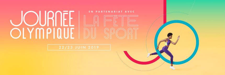 Olympic Day Sports festival in France