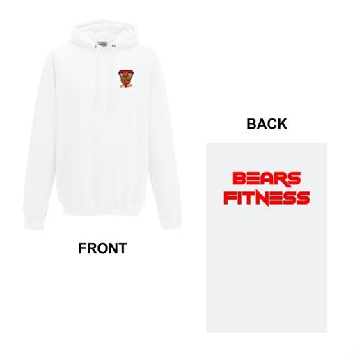 Bears Fitness Hoodie