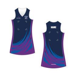 Charnwood Rutland Netball Club Match Dress