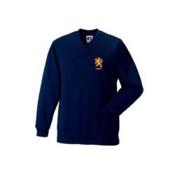 Loughborough-RFC-V-Neck-Sweatshirt