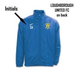 Loughborough United FC Rain Jacket