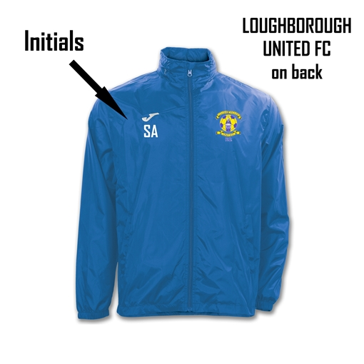 Loughborough United FC Rain Jacket
