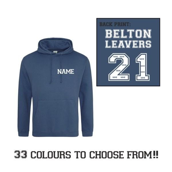Belton Leavers 21 Hoodie