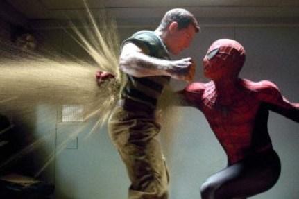 Spider-Man sandman