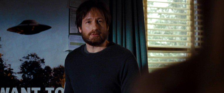 Mulder with a Beard