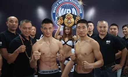 China, futura potencia en boxeo