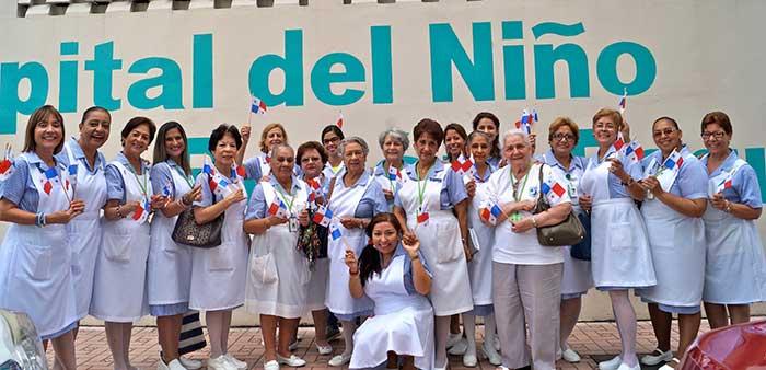 Cuerpo de Voluntarias del Hospital del Niño