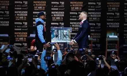 Mayweather vs McGregor. ¿Deporte o circo?