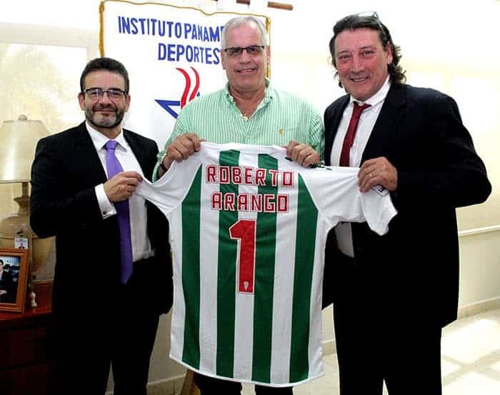El Códoba de España pone su Mirada en el Fútbol Panameño