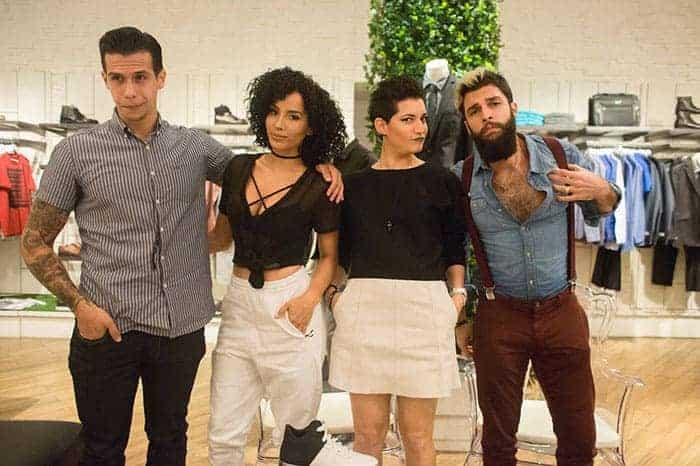 Meet & Greet con los embajadores de la marca Kenneth Cole