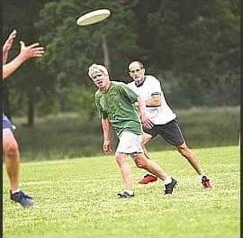 Panama Ultimate Frisbee: toma altura