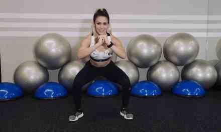 5 ejercicios para quemar las calorías del fin de año