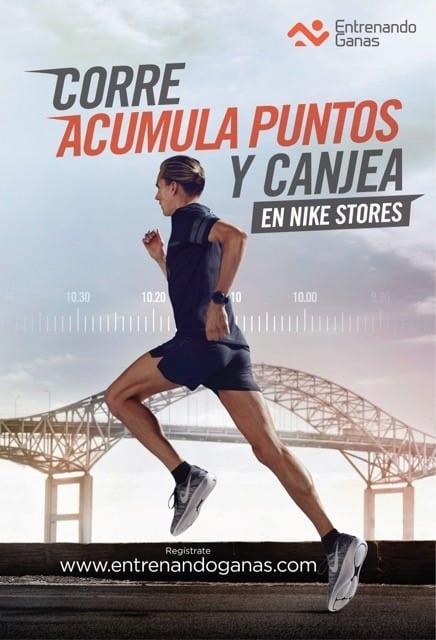 ENTRENANDO GANAS- PARA SUMARSE, proyecto de RSE de Nike Panamá