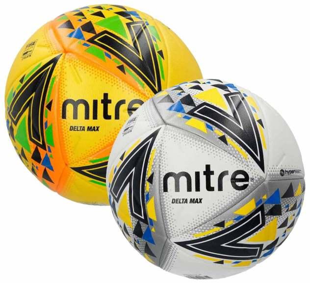 Mitre Delta Max EFL Footballs