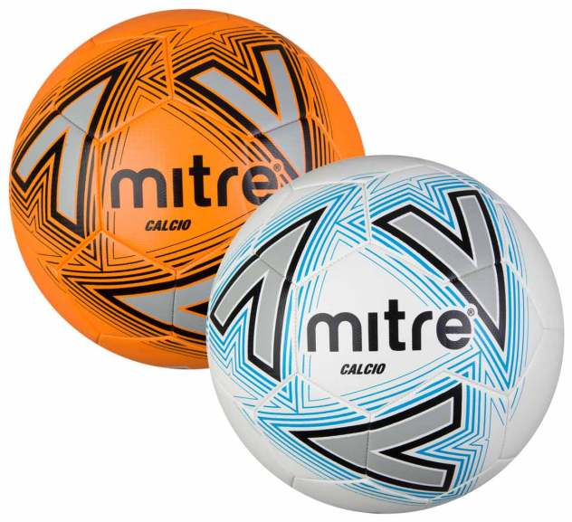 Mitre Calico Training Football
