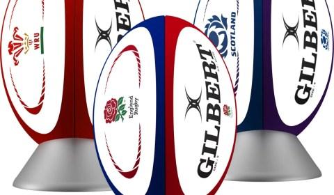 Gilbert Rugby ball Lights
