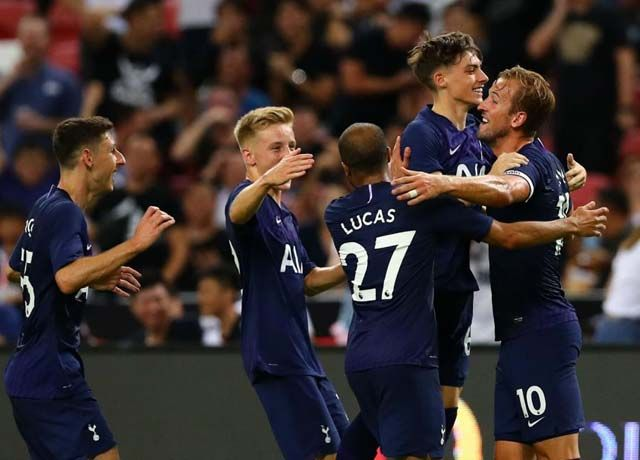 ICC 2019: Tottenham defeated Juventus by 3-2