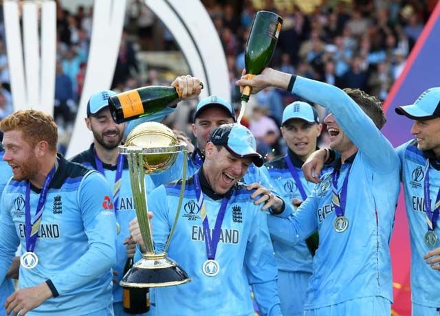 England won world cup 2019 Super Over on boundary count