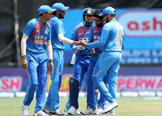 IND vs WI 1st T20 : India beat West Indies by 4 wickets