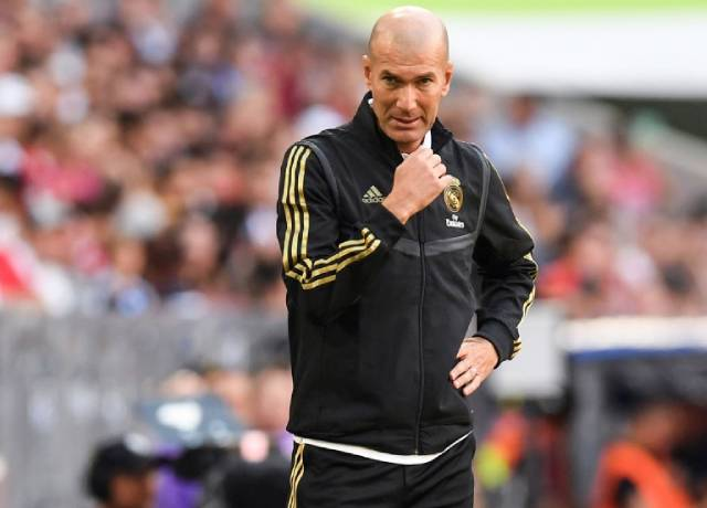 The master of fundamentals and techniques – Zinedine Zidane