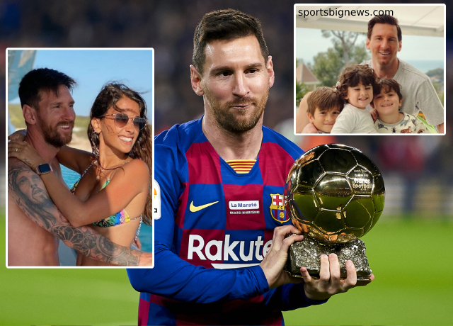 Biography - The day when Lionel Messi bought his neighbour's house
