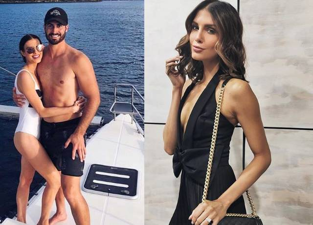 Ben Cutting's girlfriend is very beautiful, see photos