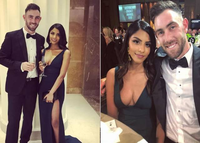 Glenn Maxwell's Indian girlfriend Vini Raman is very beautiful