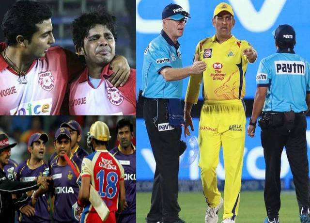 5 biggest controversies in the history of IPL