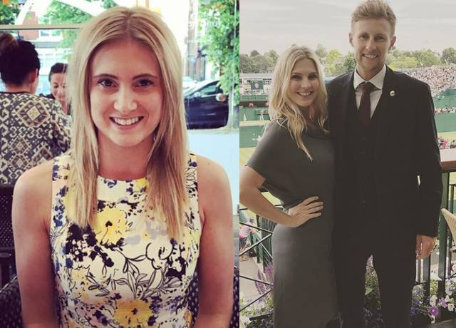 Picture Joe Root S Wife Is Very Gorgeous Sports Big News