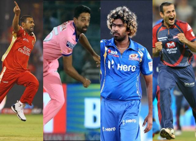 5 bowlers with most maiden overs in IPL history