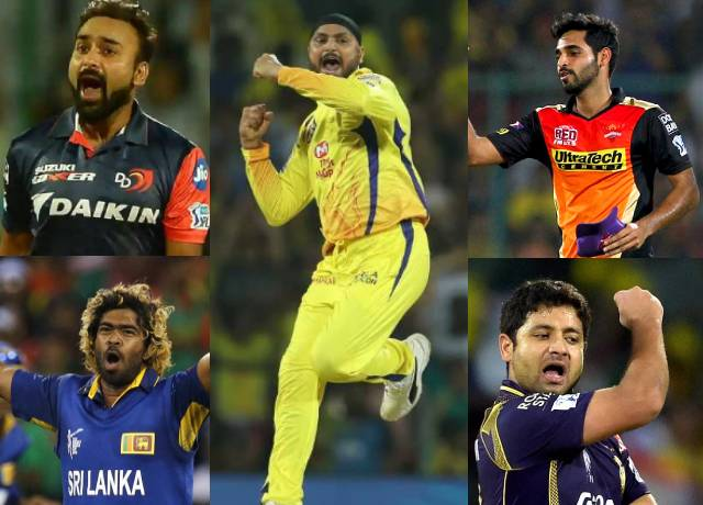 IPL Record- 5 bowlers who have bowled the most dot balls