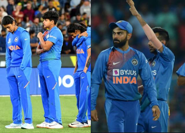 The Indian team lost 9 big tournaments in 6 years