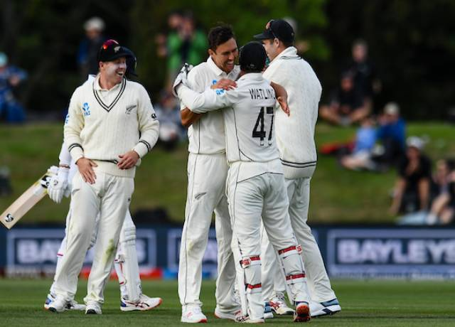 NZ vs IND, 2nd Test: New Zealand beat India 7 wicket