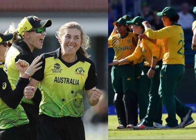 Women's T20 WC 2020 Semi-Final 2 RSAW vs AUSW Live Score