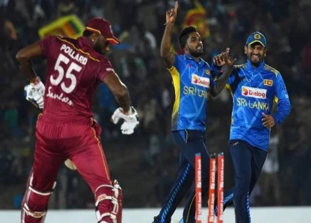 SL vs WI 1st T20I- Live Streaming & Score
