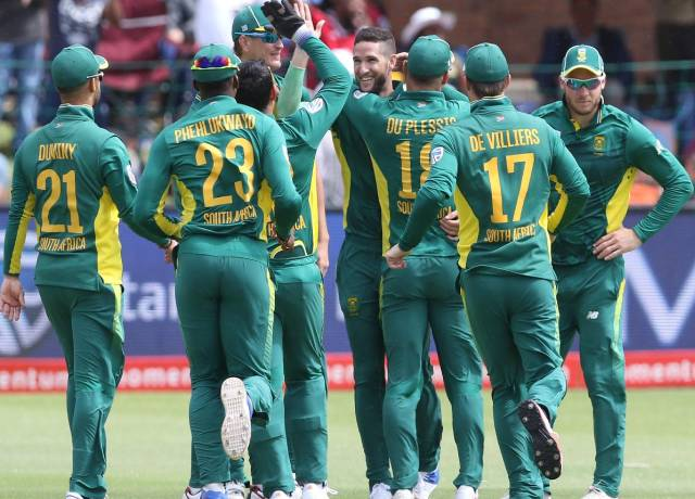 South Africa suspends all types of cricket for two months due to COVID-19