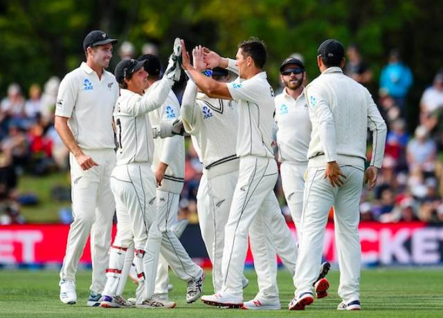New Zealand rise to No. 2 in ICC Test rankings