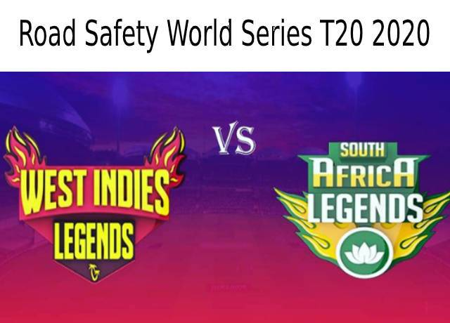 Road Safety World Series T20: WIL vs RSAL Live score & streaming
