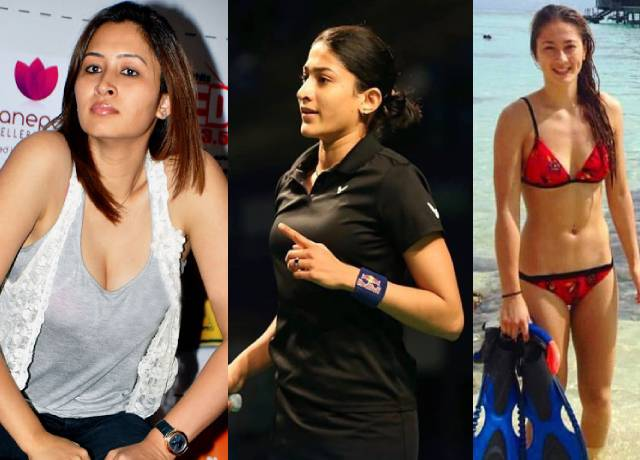 Top 5 hottest female badminton players