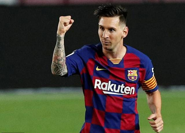 Lionel Messi becomes 7th player in the world to score 700 goals